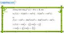 Bài 5.51 trang 208 SBT đại số và giải tích 11