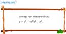 Bài 5.55 trang 208 SBT đại số và giải tích 11