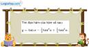 Bài 5.69 trang 209 SBT đại số và giải tích 11