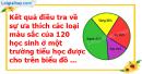 B. Hoạt động thực hành - Bài 65 : Giới thiệu biểu đồ hình quạt
