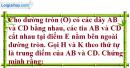 Bài 13 trang 106 sgk Toán 9 - tập 1