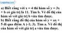 Bài 18 trang 52 sgk Toán 9 tập 1