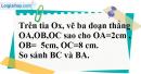 Bài 54 trang 124 SGK Toán 6 tập 1