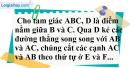 Bài 84 trang 109 sgk toán 8 tập 1
