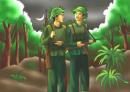 Cảm nhận của em về hình ảnh người lính  người lính trong hai bài Đồng chí, bài thơ về tiểu đội xe không kính