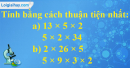 Tiết 52 Bài 1, bài 2, bài 3  trang 61 sgk Toán 4