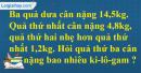 Bài 3 trang 54 (Luyện tập) SGK Toán 5