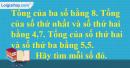 Bài 5 trang 55 sgk Toán 5