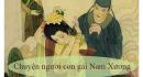 Nêu suy nghĩ của em về Chuyện người con gái Nam Xương của Nguyễn Dữ.