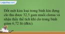 Bài 31.16 trang 74 SBT Hóa học 12
