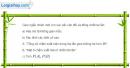 Bài 1 trang 74 sgk đại số và giải tích 11