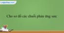 Bài 34.14 trang 82 SBT Hóa học 12