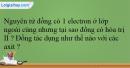 Bài 35.17 trang 86 SBT Hoá học 12