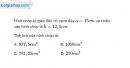 Phần câu hỏi bài 9 trang 135 Vở bài tập toán 8 tập 2