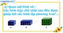A. Hoạt động cơ bản - Bài 76 : Thể tích hình hộp chữ nhật
