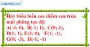 Bài 11 trang 48 SGK Toán 9 tập 1
