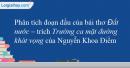 Phân tích đoạn đầu của bài thơ Đất Nước - trích trường ca Mặt đường khát vọng của Nguyễn Khoa Điềm