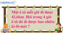 Bài 3 trang 56 sgk Toán 5