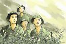 So sánh hình ảnh người lính cách mạng ở hai bài thơ  Đồng chí - Chính Hữu và Bài thơ về tiểu đội xe không kính- Phạm Tiến Duật.