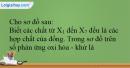 Bài 35.14; 35.15; 35.16 trang 86 SBT Hóa học 12