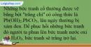 Bài 36.10 trang 89 SBT Hóa học 12