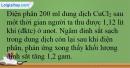 Bài 38.6 trang 94 SBT Hóa học 12