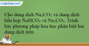 Bài 40.6 trang 95 SBT Hóa học 12