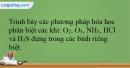 Bài 41.4 trang 96 SBT Hóa học 12
