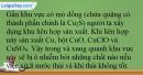 Bài 45.6 trang 101 SBT Hóa học 12
