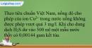 Bài 45.5 trang 101 SBT Hóa học 12
