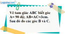 Bài 24 trang 118 SGK Toán 7 tập 1