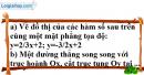 Bài 25 trang 55 SGK Toán 9 tập 1