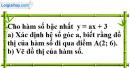 Bài 27 trang 58 SGK Toán 9 tập 1