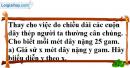 Bài 6 trang 55 SGK Toán 7 tập 1