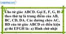 Bài 88 trang 111 SGK Toán 8 tập 1