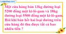 Bài 1, 2, 3, 4, 5 trang 69, 70 SGK Toán 4