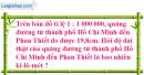 Bài 3 trang 60 SGK Toán 5