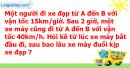 B. Hoạt động thực hành - Bài 96 : Bài toán về chuyển động cùng chiều