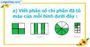 A. Hoạt động thực hành - Bài 98 : Ôn tập về phân số