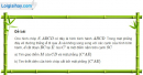 Bài 9 trang 54 SGK Hình học 11