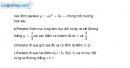 Bài 1 trang 211 SBT đại số 10