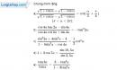 Bài 17 trang 214 SBT đại số 10