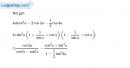 Bài 21 trang 214 SBT đại số 10
