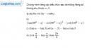 Bài 6.32 trang 190 SBT đại số 10