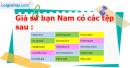 Bài tập vận dụng, mở rộng trang 14 SBT Hướng dẫn học tin học 4