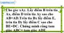 Bài 29 trang 120 SGK Toán 7 tập 1