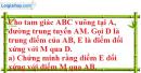 Bài  89 trang 111 sgk toán 8 tập 1