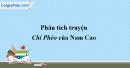 Phân tích truyện Chí Phèo của Nam Cao