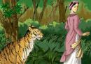 Soạn bài Con hổ có nghĩa - Ngắn gọn nhất