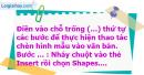 Kết nối bài học trang 43 SBT Hướng dẫn học tin học 4